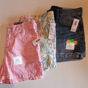 Girl's New Shorts